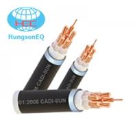 Dây cáp điện Cadisun, cáp đồng treo CXV 3x2.5+1x1.5