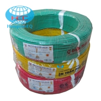 Dây điện đơn mềm Trần Phú VCSF1x1,0