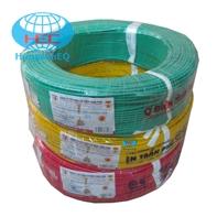 Dây điện đơn mềm Trần Phú VCSF1x6,0